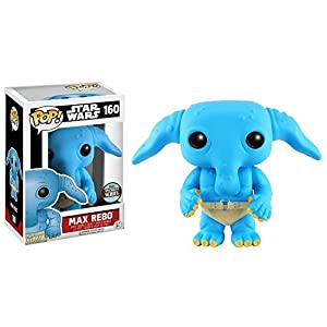 Funko Pop Max Rebo (160) Funko Pop Star Wars