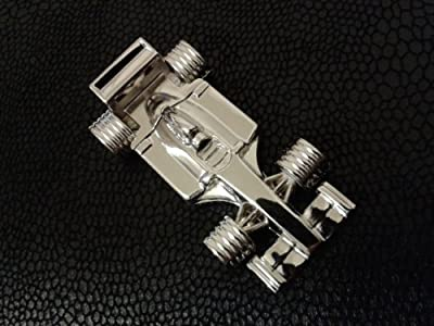16GB Stainless Steel Formula 1 F1 Car Memory Stick USB 2.0 Flash Drive. Presented In A Magnetic Gift Box.