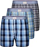 Luca David Olden Glory Vintage-Boxerhorts Set: 001 (XL)