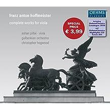 Complete Works for Viola [Import allemand]