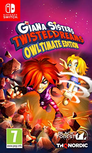 Giana Sisters - Twisted Dreams Ultimate Edition - Nintendo Switch