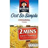 Quaker Avena Original De Manera Sencilla (12 Por Paquete - 324g)