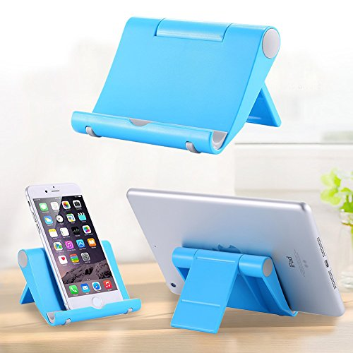 "Realikeâ""¢ Multi-Angle Portable Stand fits all Tablet / Smartphone / Pad E-readers"