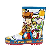 Disney Toy Story Boys Thick Rubber Wellington Boots