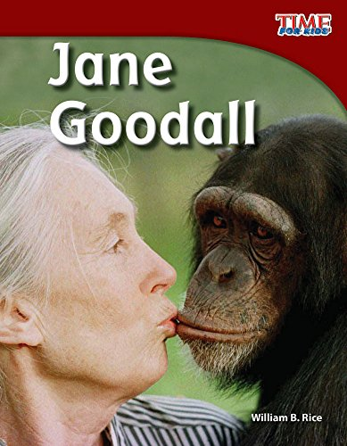 Jane Goodall (Spanish Version) (TIME FOR KIDS® Nonfiction Readers)