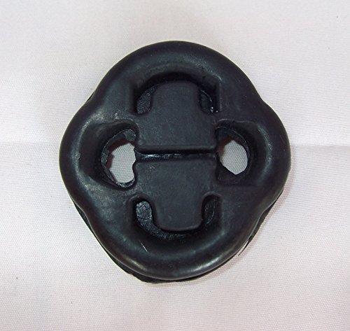 5 Stück Auspuffgummi/Auspuffhalter / Gummihänger A 100, 80, Avant, A6, Coupe, Golf, Jetta Bj. 81-16