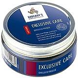 Shoeboy's Exclusive Care - edle Schuhpflegecreme für hochwertige und empfindliche Glattleder, bordeaux, 1er Pack (1 x 100 ml)