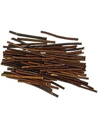 100pcs Hochzeit Tischdeko Stöcke Holzplatz Sticks stock DIY Handwerk