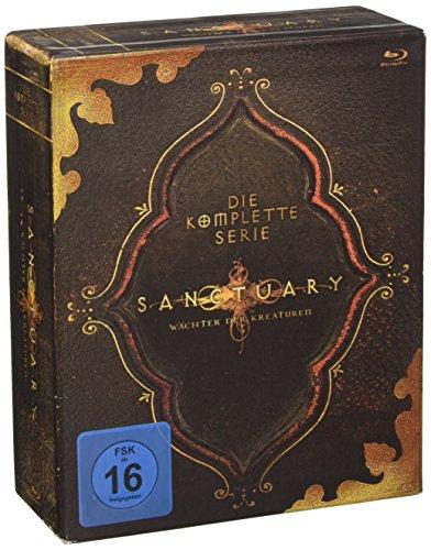 Sanctuary - Die komplette Serie [Blu-ray]