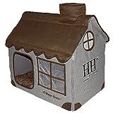happy-house Chic Loft Tweed/Leder Villa, mittel