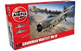 #3: Airfix Grumman Martlet MK IV 1:72 Military Aircraft Plastic Model Kit