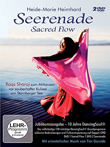 Seerenade - Sacred Flow (2DVDs)