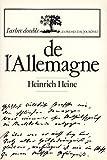 Telecharger Livres De l Allemagne (PDF,EPUB,MOBI) gratuits en Francaise