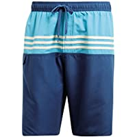 adidas CV5149, Pantaloncini da Bagno Uomo, Corblu/Brcyan/Obianco, M