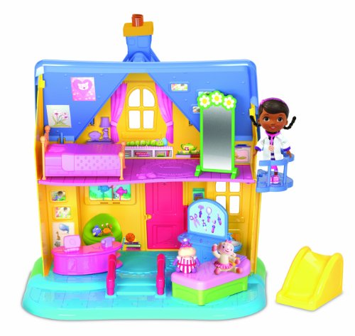 Doc McStuffins Clinic Playhouse by Just Play