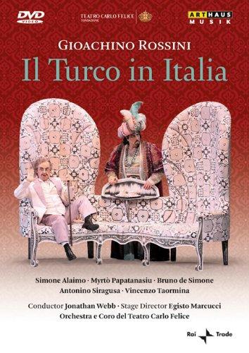 Gioachino Rossini: Il Turco in Italia (In Turco Italia Il)
