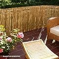 Videx-Sichtschutzmatte Schilfrohr Föhr, 100 x 600cm von Videx auf Du und dein Garten