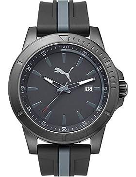Puma Time Herren-Armbanduhr Chaser Analog Quarz Plastik PU911251004