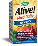 Nature's Way Alive! Max3 Daily Men's Multi, 90 Capsules by Nature's Way