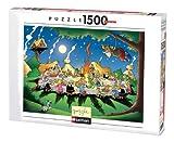Nathan - 87737 - Puzzle Classique - 1500 Pièces - Astérix Banquet