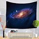 X&Y Star Universe Tapestry Wall Hanging Beach Towel Decorative Cloth , 150*200cm , b
