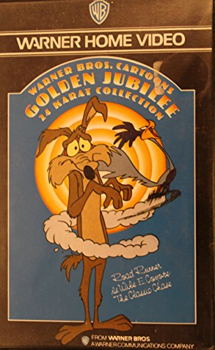 golden-jubilee-24-karat-collectioin-road-runner-vs-wile-e-coyote-the-classic-chase-vhs