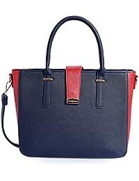 Lino Perros Blue Hand Bag