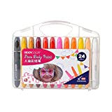CONDA Pastelli Per Dipingere Sulla Pelle Viso E Corpo Non Tossici, 24 Colori, Facili Da Lavare
