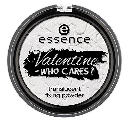 Essence Valentine – Who Cares ? Translucent Fixing Poudre compacte n ° 01 Guys allowed, Not. contenu : 8 G soyeux doux poudre compacte pour un mat et feuillage. Poudre