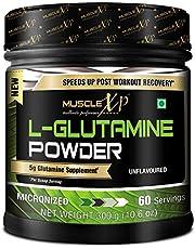 MuscleXP Micronized L-Glutamine Powder - 300Gm