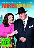 Mike & Molly - Die komplette vierte Staffel [3 DVDs]