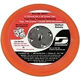 DYNABRADE produits DYB56107 6in. Diam-tre plateau de disque non-vide, Vinyl-Face