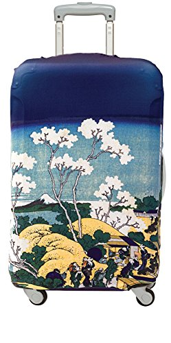 LOQI-HOKUSAI-Mt-Fuji-1830-32-Luggage-Cover