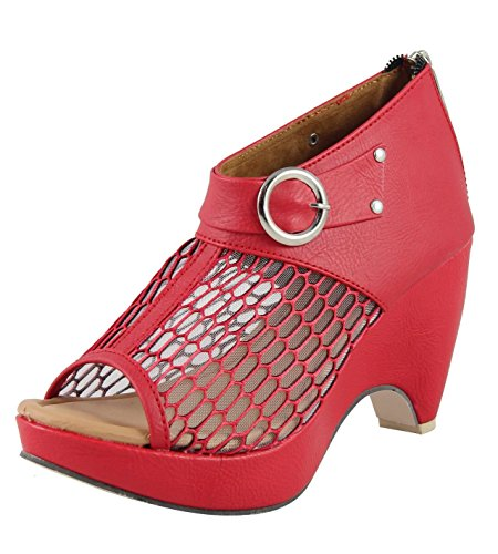 Cute Fashion Stylish Red Heels