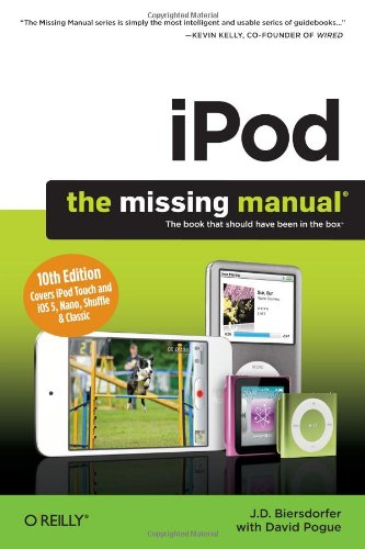iPod: The Missing Manual Ipod Shuffle-design