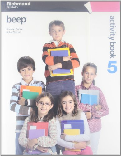Beep 5 Activity Book Pack por Brendan Dunne, Robin Newton