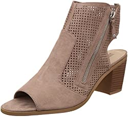 Forever 21 Womens Taupe Boots - 6 UK/India (38 EU)(8 US)(0020975802)
