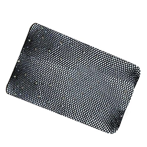 FEITONG Damen Fischnetz Strümpfe Muster Strumpfhosen Stockings (1PC, Schwarz) (Band Mikrofaser-shorts)