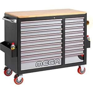 Sonic equipment - Servante établi atelier MEGA - 616 outils - 7616