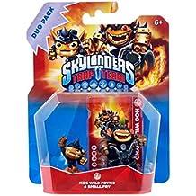 Figuras Skylanders Trap Team Duo Pack: Hog Fryno & Small Fry