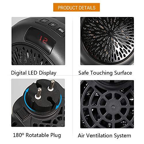Zoom IMG-2 insta heater mini stufa elettrica