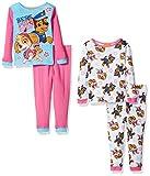 Best Nickelodeon Friends For Girls - Nickelodeon girls Paw Patrol Toddler 4-piece Pajama Set Review