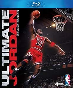 Nba: Ultimate Jordan: Deluxe Edition [Blu-ray]