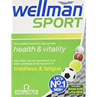 Vitabiotics Wellman Sport - 30 Tablets