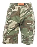 Jesse James Workershort Woodland-L