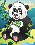 Livre de coloriage Pandas 1