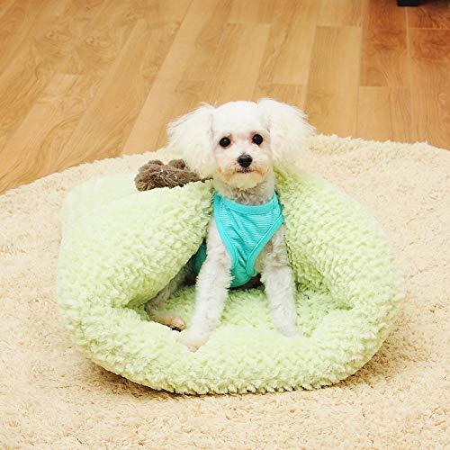 Blue-Yan Stlish Pet Schlafsack, Haustier-Schlafsack, Ultra-weich, Haustier-Schlafsack, warm, Haustier-Schlafsack, stilvoll, Kleidung geformt, Originalität Warm, für drinnen und draußen