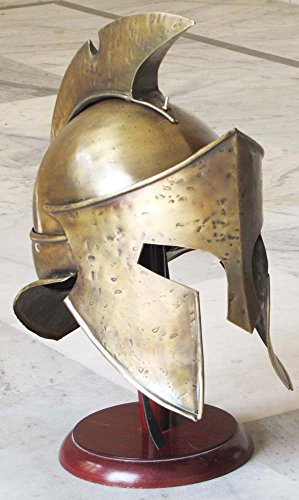 Skihelm Shiv Shakti Unternehmen 300 Movie Roman Spartaner-Helm Sammelfigur Medieval Helm Armor King Leonidas