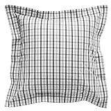 IKEA Kissenbezug ALVINE RUTA Baumwolle mit Stehsaum kariert 50 x 50 cm