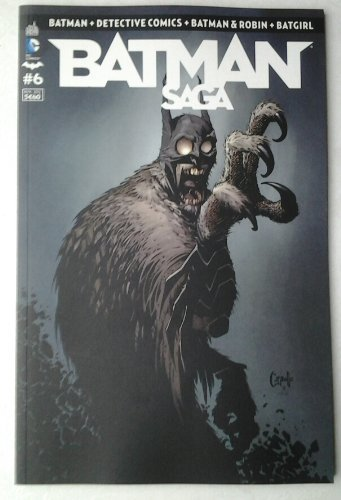 Batman Saga n° 6 de Scott Snyder (2012) Broché